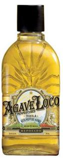 Agave Loco Tequila Reposado Pepper Cured 750ml